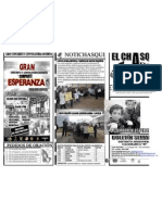 "BOLETIN DISTRITAL - CAJAMARCA ""D""  26/11/11"