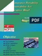 HIPAA Exec Brief 92002