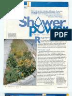 Michigan; Shower Power, Rain Gardens - Rain Gardens of Western Michigan