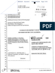 Complaint, Carder v. Continental Airlines