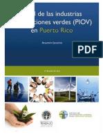Empleos Verdes-Resumen Ejecutivo