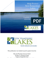 New Hampshire; Manual on Wise Lake and Watershed Stewardship - New Hampshire Lakes Association