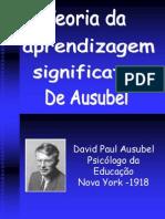 Teoria Da Aprendizagem Significativa de Ausubel2