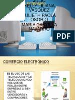 EXPOSICION COMERCIO ELECTRÓNICO