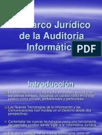 MARCO JURÍDICO DE AUDITORÍA