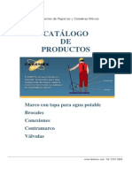 Catalogo FAREMEX Agua Potable