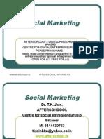 15 July Social Marketing