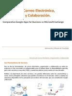GoogleVSExchange-Serv.CorreoElectrónico.Organización.y.Colaboración