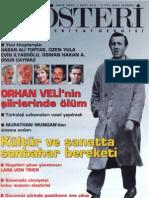 Ahmet Bozkurt, Carte Postale, Hürriyet Gösteri, Ekim 2005, sayı 274