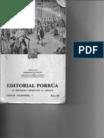 Historia Antigua de Mexico