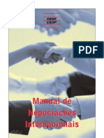 Manual Negociacoes Internacionais