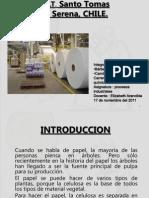 celulosa papel
