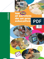 TIC Servicio Proyecto Educativo