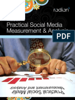 Practical Social Media Measurement