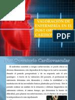 Post Opera to Rio Cardiovascular