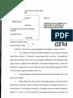 Merck, KGaA v. Facebook, Inc. (NY Supreme Court; Nov. 21, 2011)
