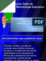 Presentacion Herramientas de La Facilitadora[1]