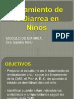Tratamiento de Rehidratacion Oral 2011 - DIARREA
