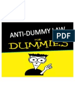 Anti-dummy Law Converted