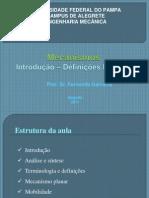 Aula1Mecanismos