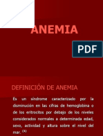 Anemia Modf