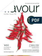 Flavour November 2011