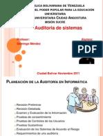 PDF Auditoria de Sistema
