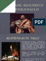 CARIDADE, SEGUNDO O APÓSTOLO PAULO 22.06.10