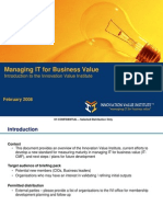 IVI Introduction