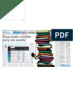 El Comercio - Crédito Educativo