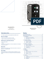 OT-606 - User Manual - Spanish