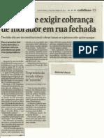 STF Contra Taxa de Condominio - MATERIA Em JORNAL