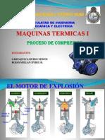 Proceso de Com Pres Ion -Maquinas Termicas