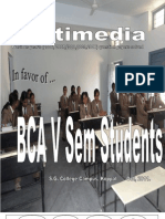 Multimedia Previous 5 Years Question Papers Solved by Suresh S Koppal