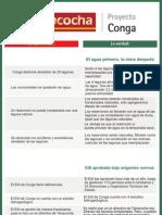 Mentiras y Verdades Del Proyecto Conga2