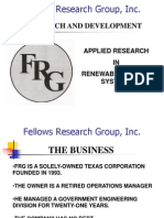 Frg Power Point Presentation 2009