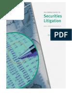 Securities Litigation Book of War