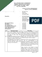 Amity University UGC AICTE( RTI application filed)