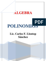 Algebra Polinomios