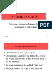 Income TaxAct 1961