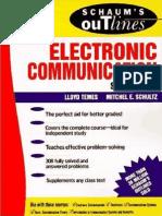 Schaum's Electronic Communication -- 186
