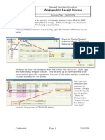 MRP Workbench Oracle