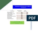 Medir Distancia Entre Sucesiones (Pearson)