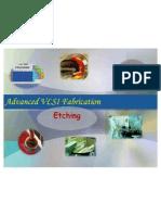 VLSI Technology Etching