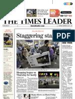 Times Leader 11-26-2011