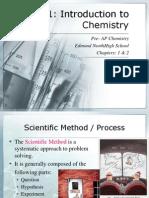 Intro to Chemistry_Pre-AP