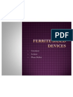 4_Ferrite Based Devices