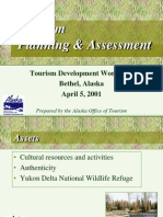 Tourism Planning and Assessment