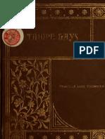 Priscilla Jane Thompson--Ethiope Lays (1900)