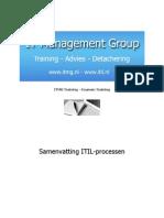 Sam en Vatting ITIL Processen